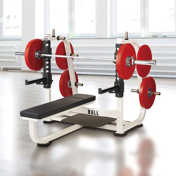 BULL オリンピック スパイン ベンチ EX