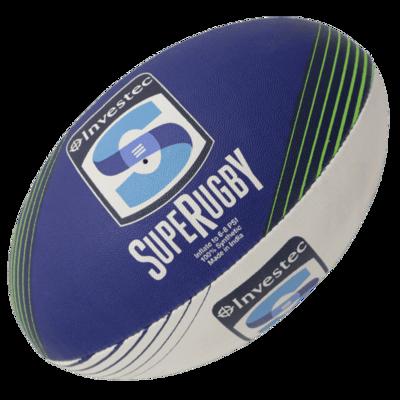 ギルバート製 スーパーラグビー トレーナーボール 5号球