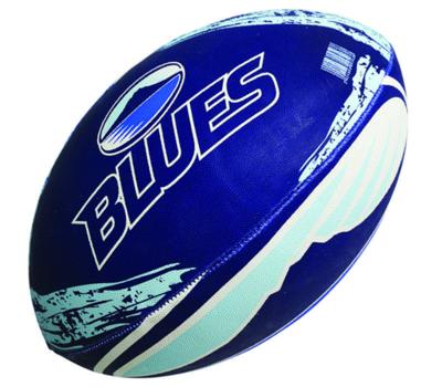 ギルバート製 ブルーズ サポーターボール 5号球