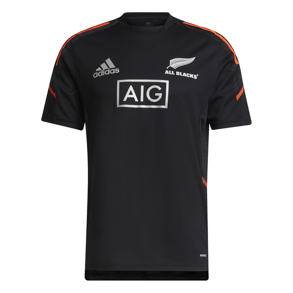 オールブラックス 2021 パフォーマンスTシャツ ブラック