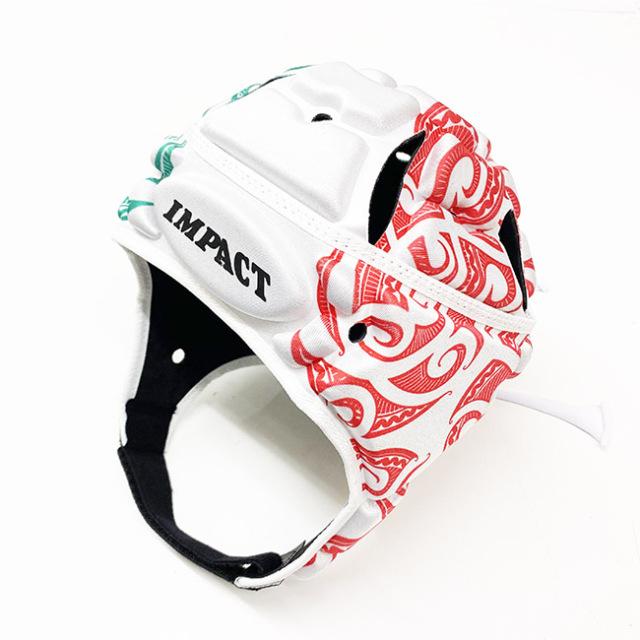 IMPACT V2 Premium Vented  マオリ マルチカラー 白×赤×緑