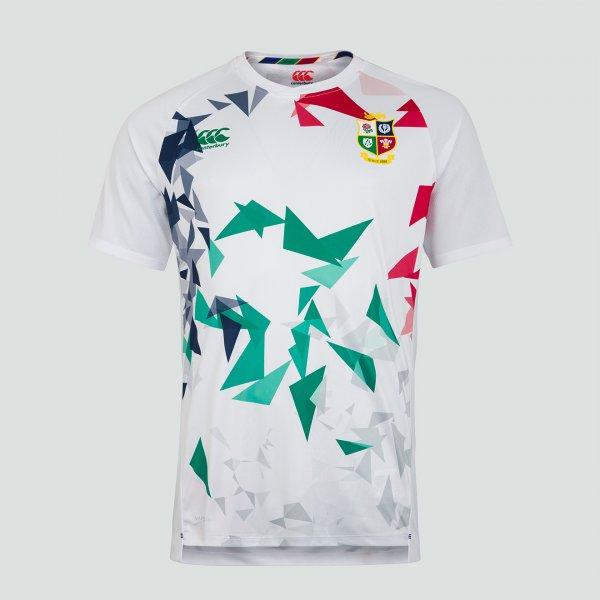 British & Irish Lions 2021 グラフィックTシャツ ホワイト