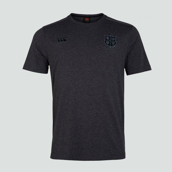 British & Irish Lions 2021 コットンジャージTシャツ グレー