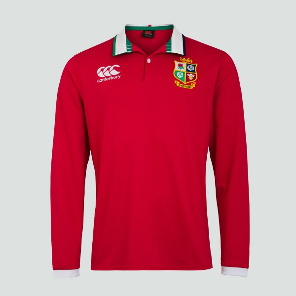 British & Irish Lions 2021 長袖クラシックジャージ