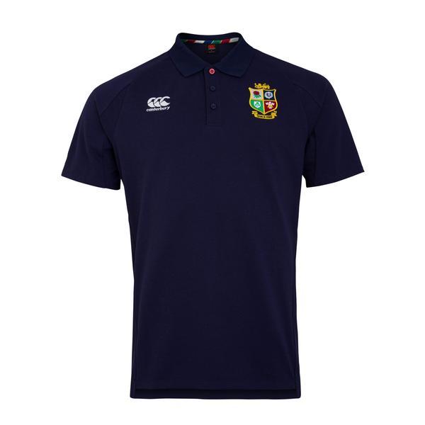 British & Irish Lions 2021 ポロシャツ ネイビー