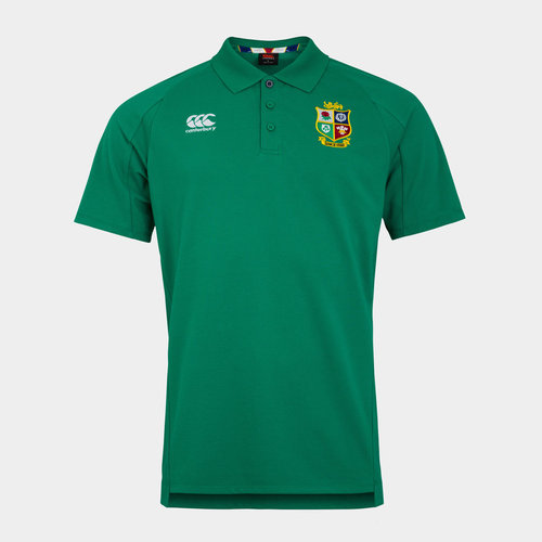 British & Irish Lions 2021 ポロシャツ グリーン