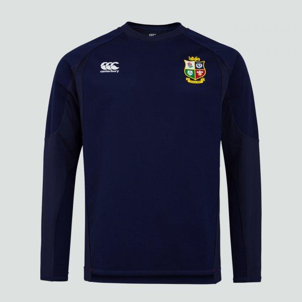 British & Irish Lions 2021 Drill Top ネイビー