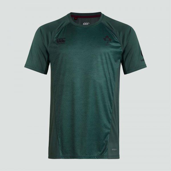 アイルランド代表 21/22 Graphic Tシャツ ダークグリーン