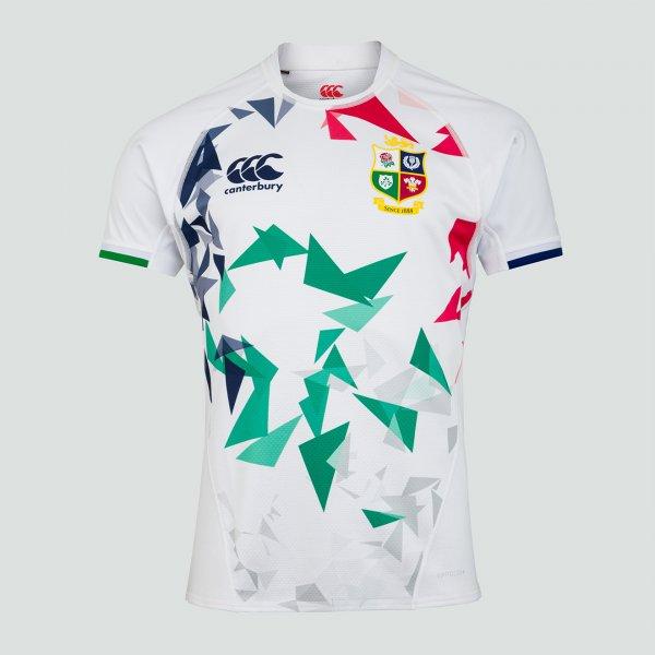 British & Irish Lions 2021 トレーニングジャージ ホワイト
