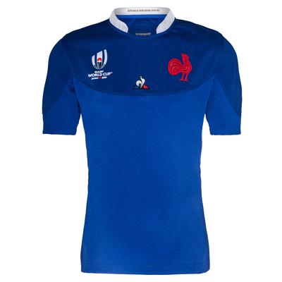 フランス代表 RWC2019 ホームジャージ