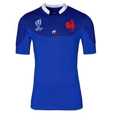 フランス代表 RWC2019 選手仕様ホームジャージ