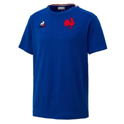 フランス代表 2019 半袖Tシャツ(コットン) ブルー