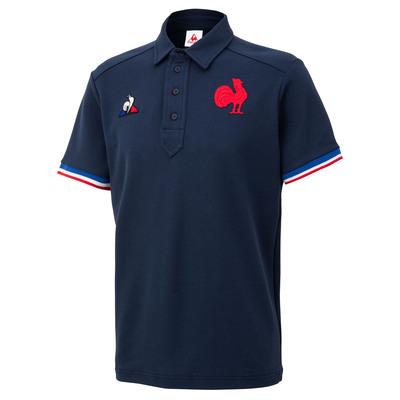 フランス代表 2019 半袖ポロシャツ ネイビー
