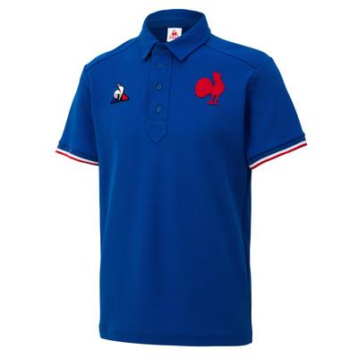 フランス代表 2019 半袖ポロシャツ ブルー