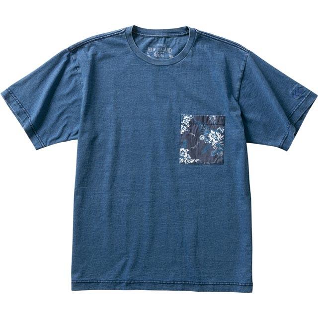 カンタベリー ショートスリーブ ティーシャツ(メンズ) ネイビー