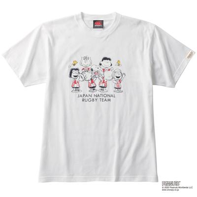 ピーナッツティーシャツ(ユニセックス) ホワイト