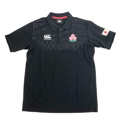 ラグビー日本代表 メディアポロシャツ