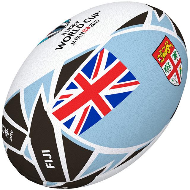 ギルバート製 RWC2019 フィジー フラッグボール