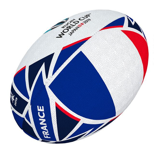 ギルバート製 RWC2019 フランス フラッグボール