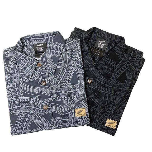 オールブラックス Fijian Bula Shirt 【SS2385】