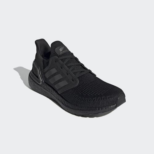 adidas ULTRABOOST 20 オールブラックス
