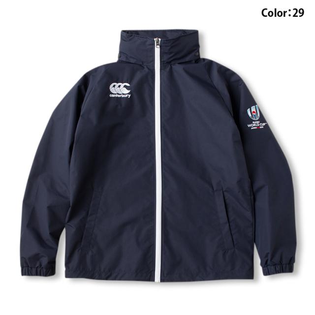 カンタベリー RWC2019 フィールドジャケット (メンズ)
