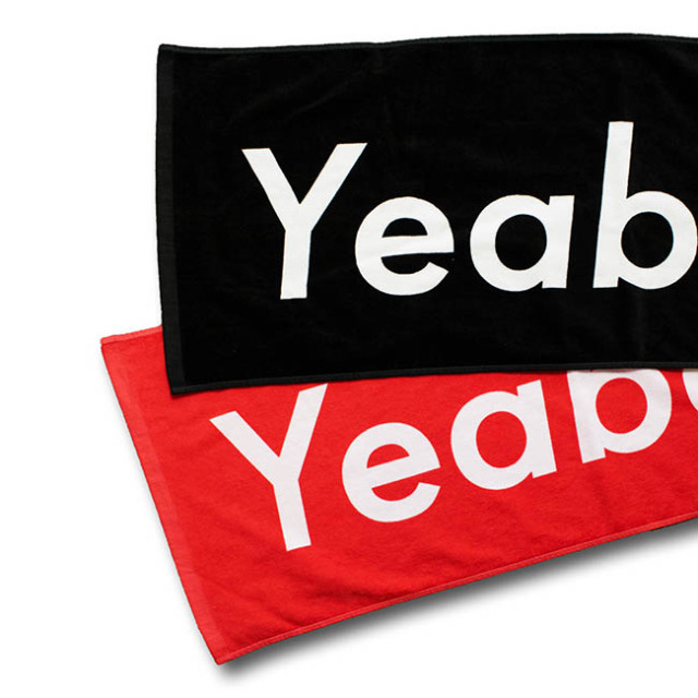 Yeaboii Sports towel