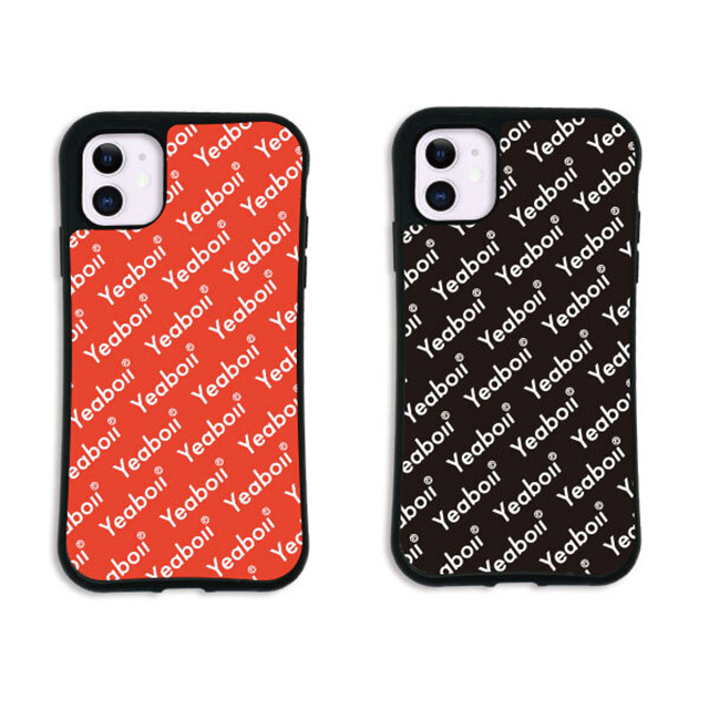 Yeaboii iPhone WAYLLY ケース(MONOGRAM)