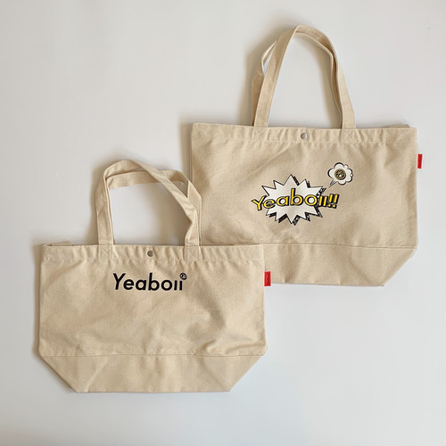 Yeaboii Canvas tote bag