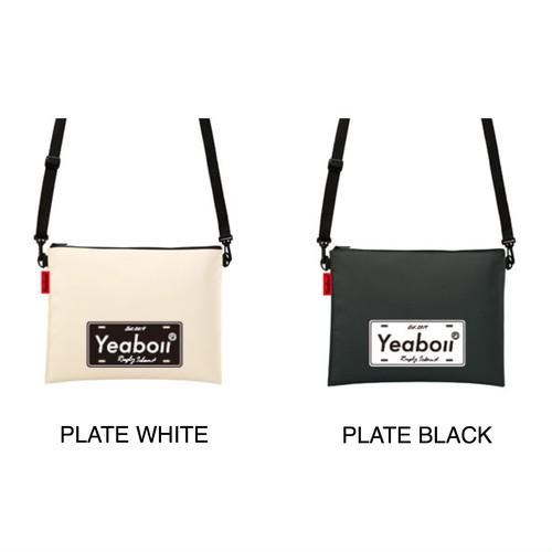 Yeaboii Sacoche 【PLATE】