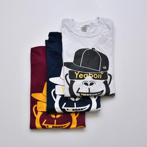 Yeaboii Front Yakigachii Long T-shirt