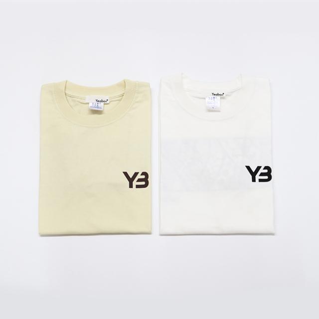 Yeaboii Back print Kupesi T-shirt