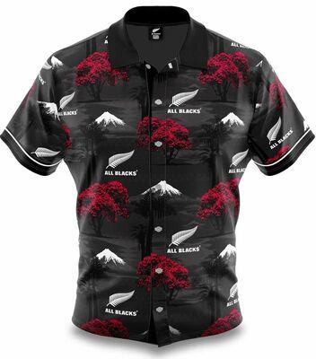 オールブラックス 2020  ハワイアンシャツ