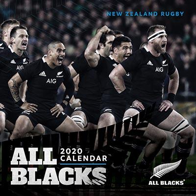 オールブラックス 2020 カレンダー