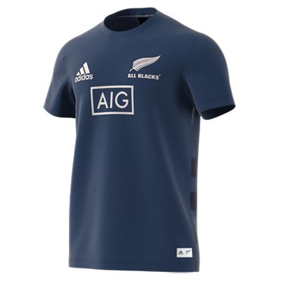 オールブラックス 2019 Parley パフォーマンスTシャツ