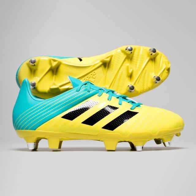 adidas マライス SG ショックイエロー