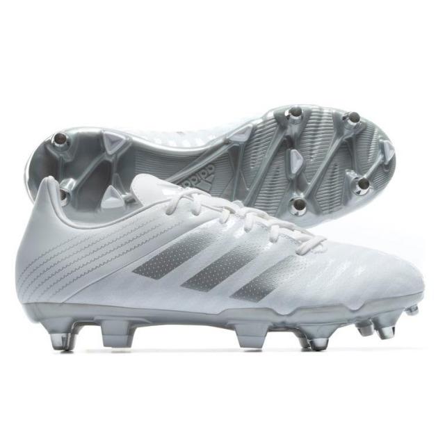 adidas Rugby Malice SG ランニングホワイト
