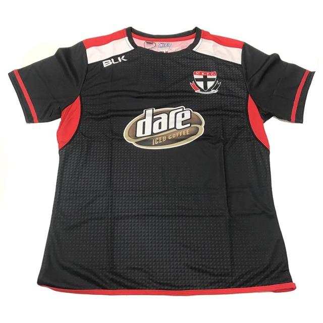 セント・キルダ 2017 コーチズTシャツ ブラック