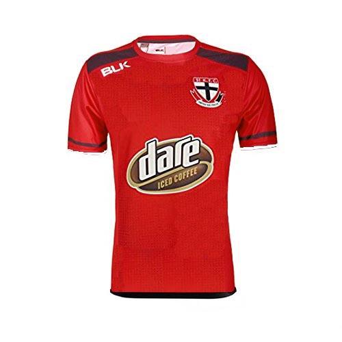 セント・キルダ 2017 トレーニングTシャツ レッド