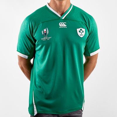 アイルランド代表 RWC2019 ホームジャージ(海外モデル)