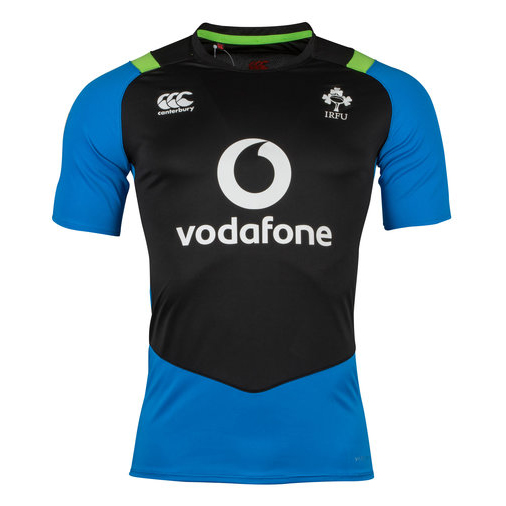 アイルランド代表 17/18 Poly トレーニングTシャツ ブルー