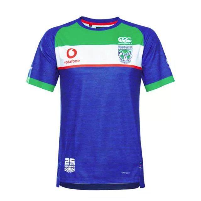 ニュージーランド ウォーリアーズ 2019 トレーニングTシャツ