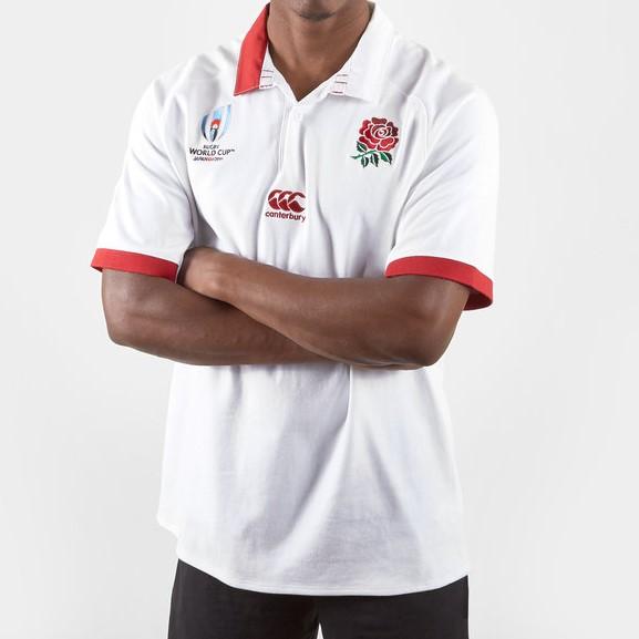 イングランド代表 RWC2019 クラシック ホームジャージ