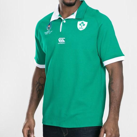 アイルランド代表 RWC2019 クラシック ホームジャージ