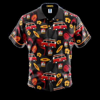 チーフス 2020  ハワイアンシャツ