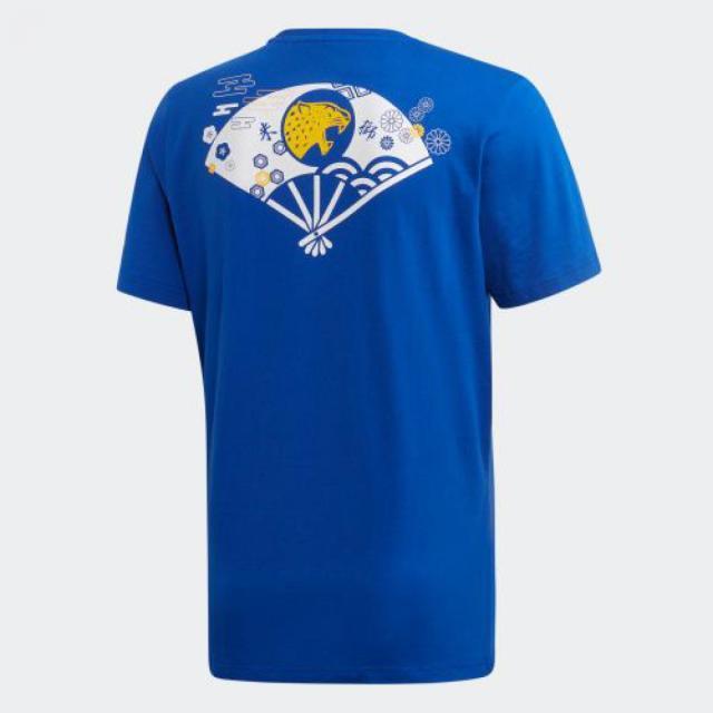 adidas アルゼンチン ICON Tシャツ