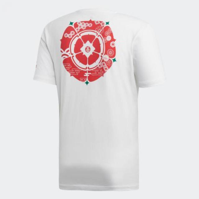 adidas イングランド ICON Tシャツ