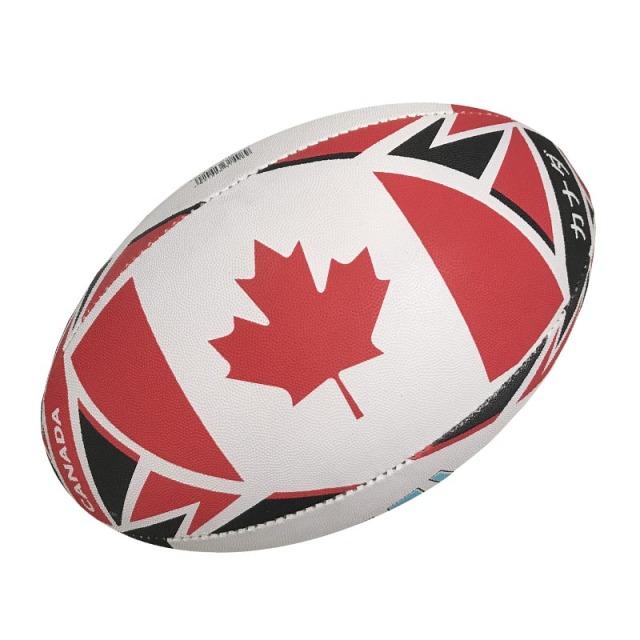 ギルバート製 RWC2019 カナダ フラッグボール