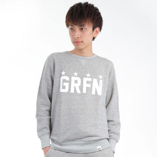 グリフィン GRFN フレンチテリースウェトシャツ