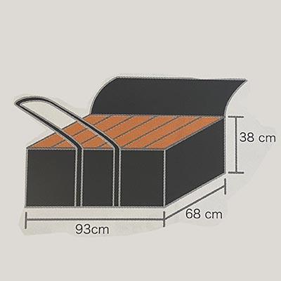 グリフィン ヒットシールド専用バッグ(6個収納)